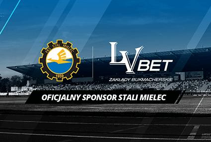 Lvbet sponsorem Stali Mielec