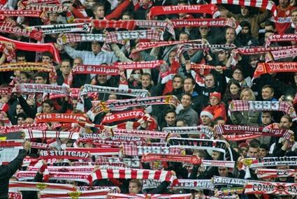 Kibice VfB Stuttgart