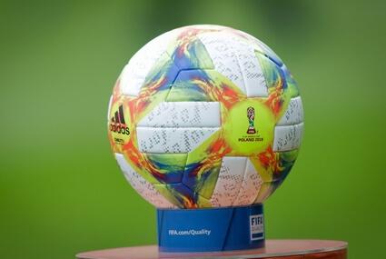 Piłka mistrzostw świata U-20 w Polsce