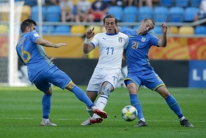 MŚ U-20: Ukraina - Włochy