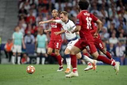 Finał LM: Tottenham Hotspur - Liverpool FC