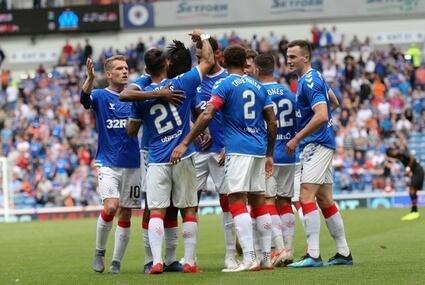 Zawodnicy Rangers FC