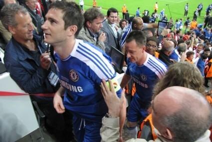 Frank Lampard i John Terry