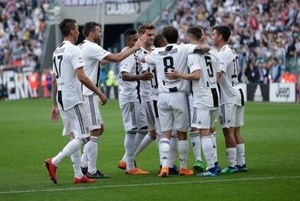Piłkarze Juventusu zdobędą kolejny tytuł?