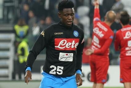Amadou Diawara w barwach Napoli