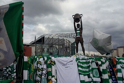 Stadion Celtiku Glasgow