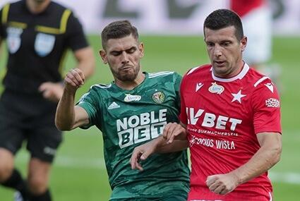 Jakub Łabojko i Fatos Beqiraj