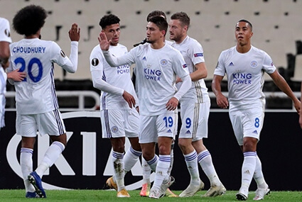 AEK Ateny - Leicester City