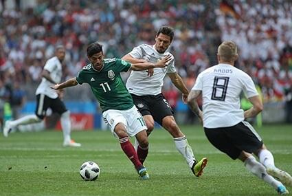 Niemcy - Meksyk