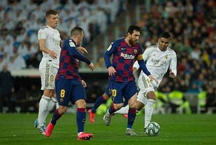 El Clasico. Real rywalizuje z Barceloną