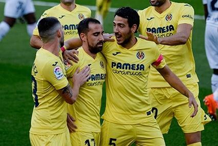 Piłkarze Villarreal