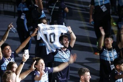 Argentyna żegna legendę futbolu