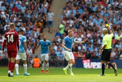 Manchester City kontra Liverpool FC
