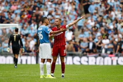 Hit Premier League, Manchester City - Liverpool