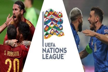 Finaliści Final Four Ligi Narodów UEFA