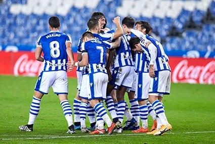 Piłkarze Realu Sociedad