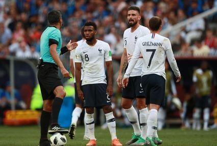 Piłkarska reprezentacja Francji