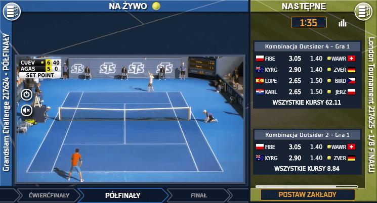 Wirtualny tenis