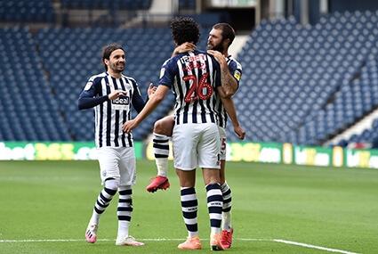 Piłkarze West Bromwich Albion