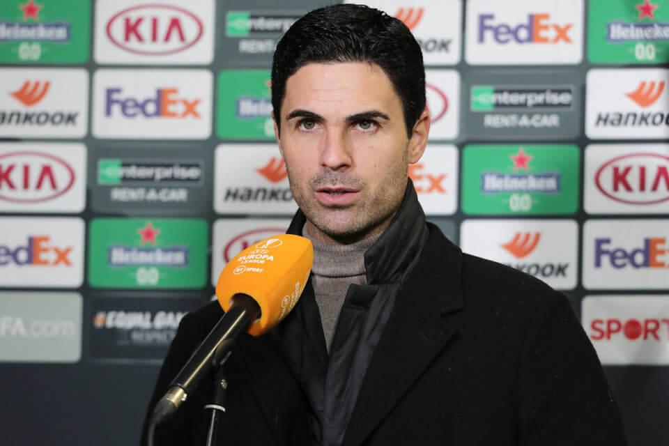 Mikel Arteta