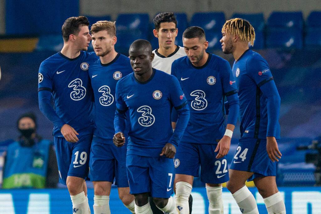 Piłkarze Chelsea