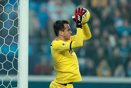 Guilherme nie zatrzymał Salzburga