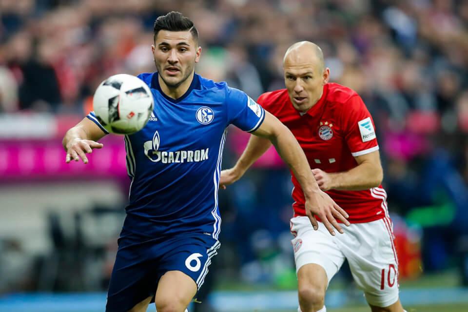 Sead Kolasinac ponownie założy koszulkę Schalke