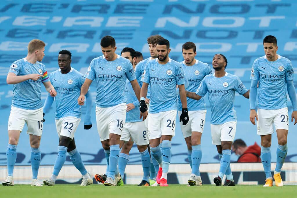 Piłkarze Manchester City