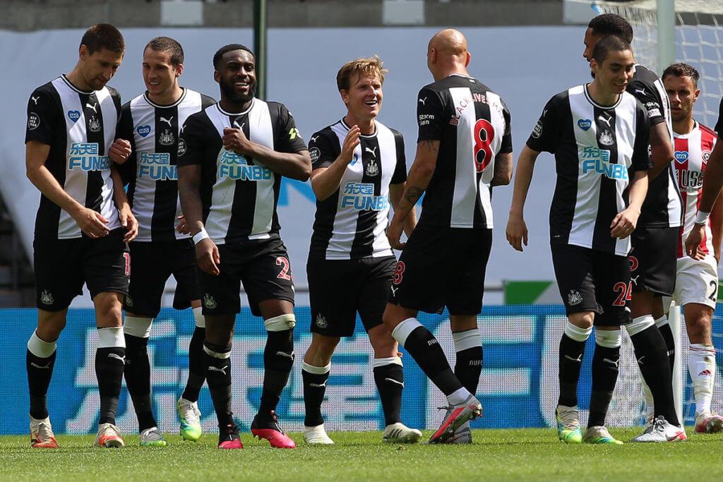 Piłkarze Newcastle United