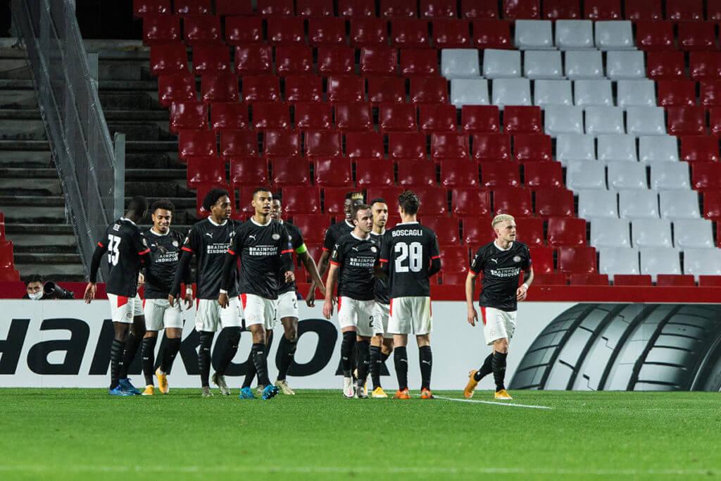 Piłkarze PSV Eindhoven