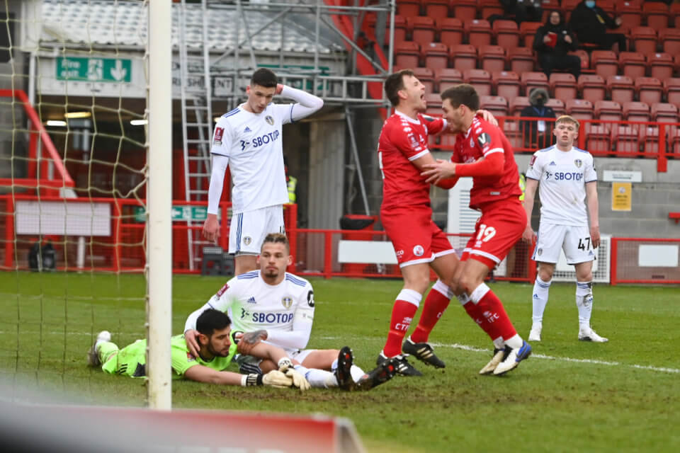 Crawley Town - Leeds United