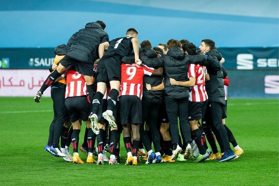 Piłkarze Athletiku Bilbao