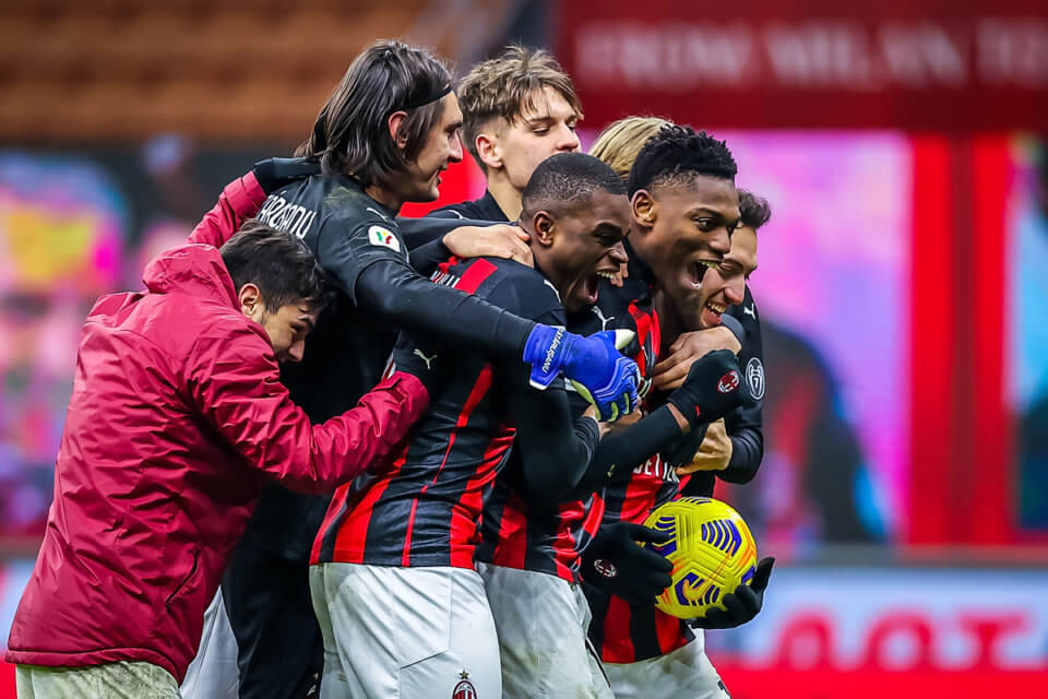 Piłkarze AC Milanu