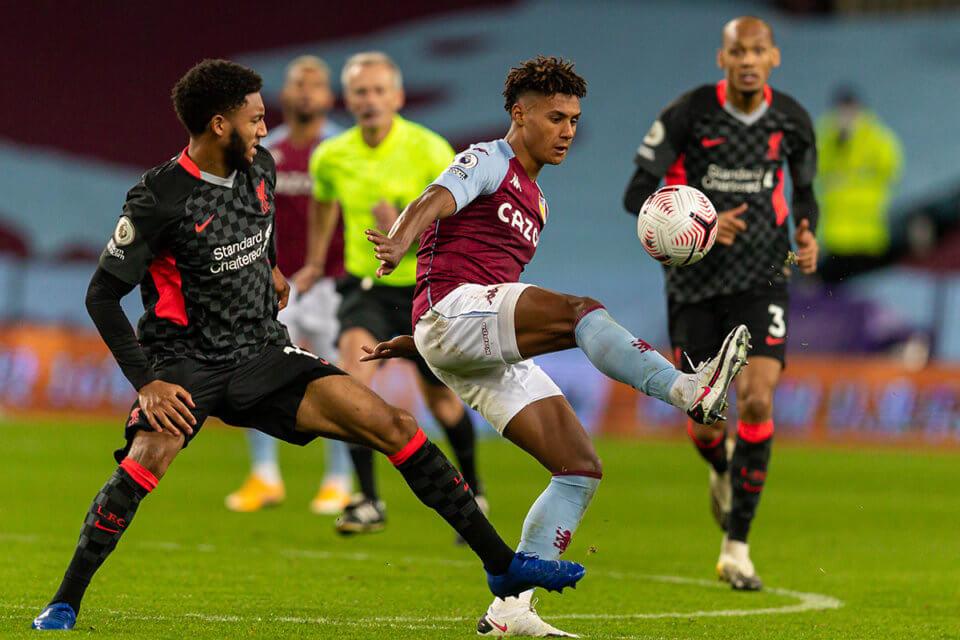 Aston Villa - Liverpool FC