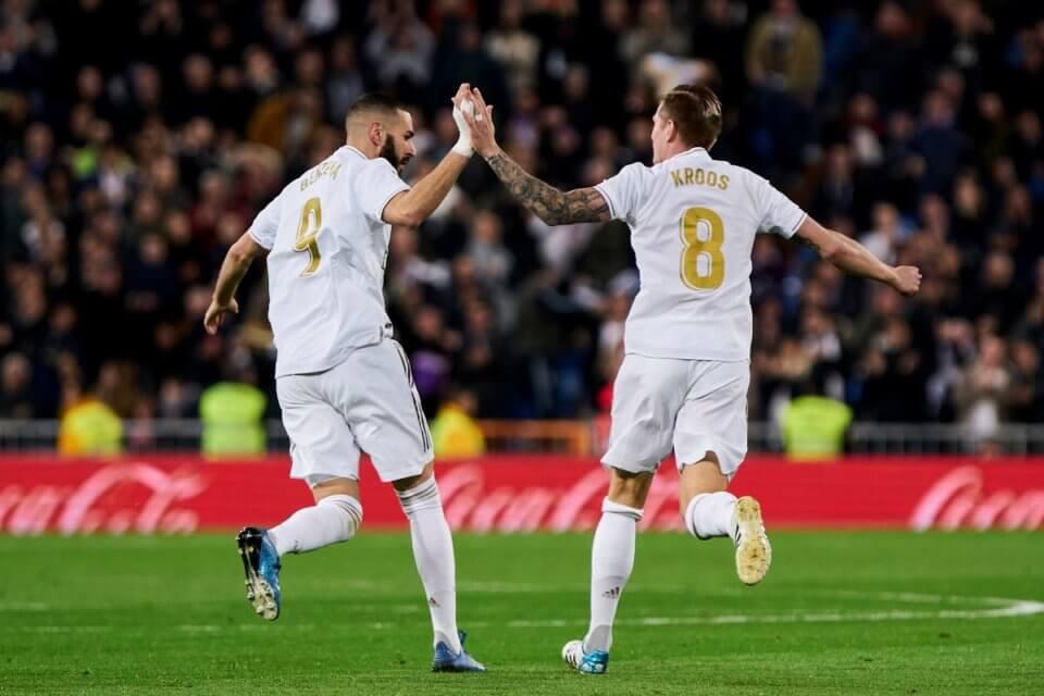 Karim Benzema i Toni Kroos