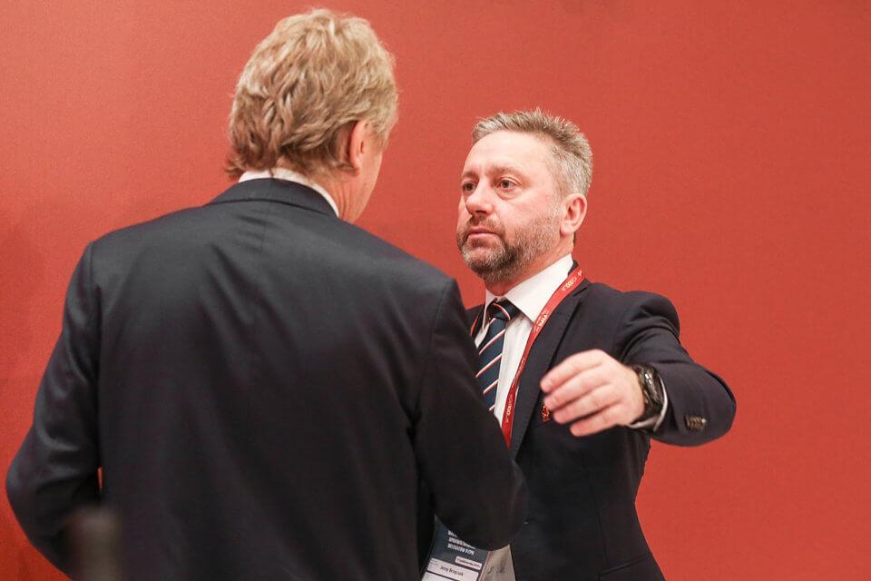 Zbigniew Boniek i Jerzy Brzęczek