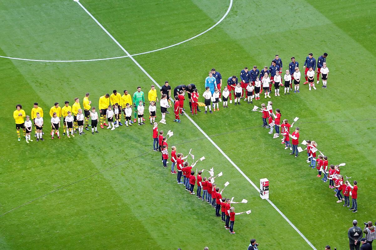 Bundsliga - Liga niemiecka