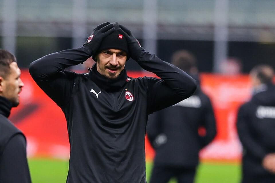 Zlatana Ibrahimovic