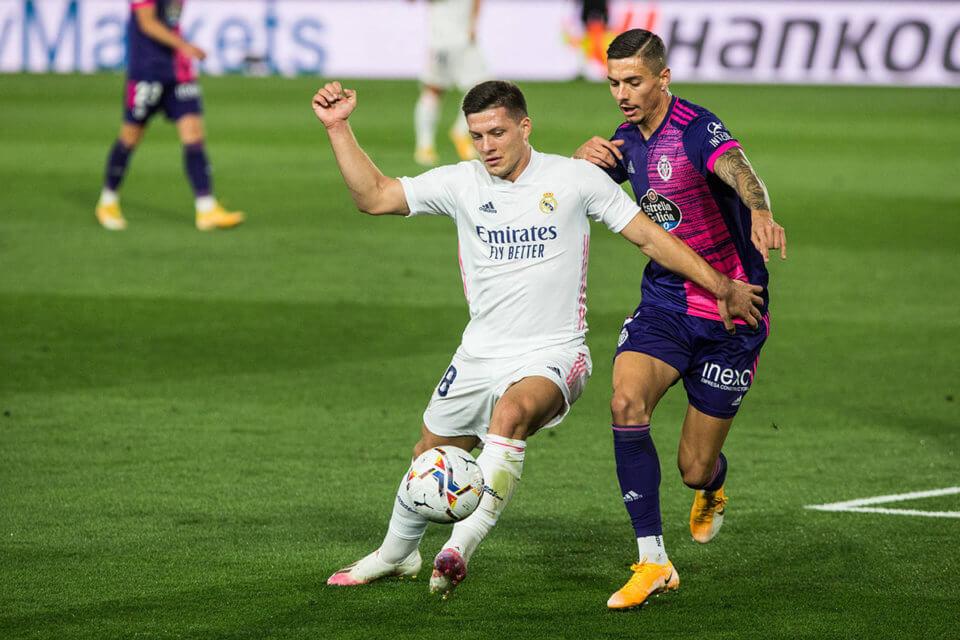 Luka Jović wraca do Eintrachtu