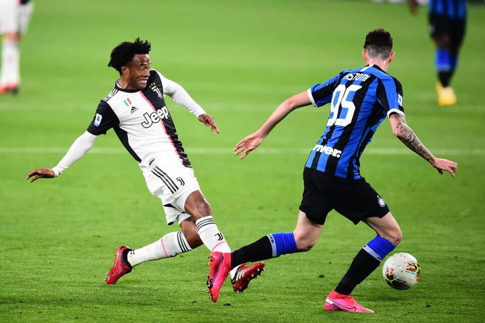 Inter - Juventus: transmisja