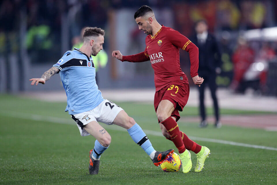 Lazio Rzym - AS Roma
