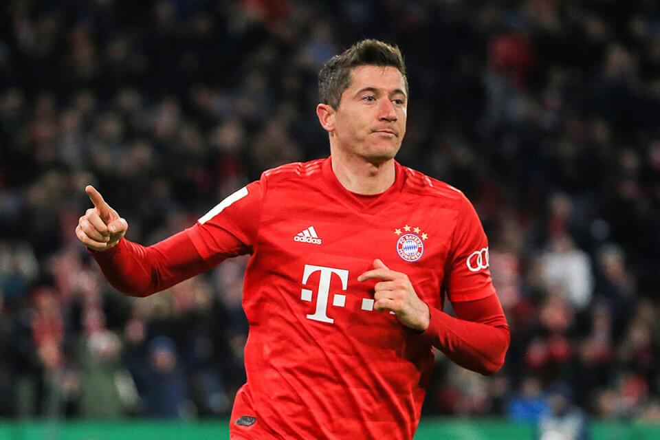 Robert Lewandowski zdobędzie bramkę w meczu Bayern - Hoffenheim?