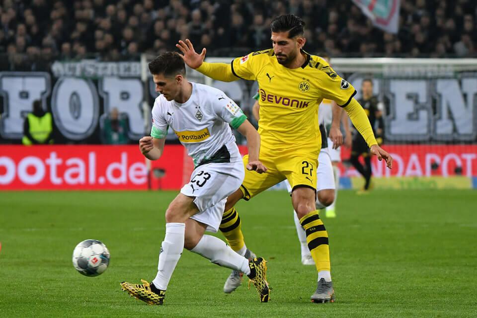 Borussia M'Gladbach - Borussia Dortmund