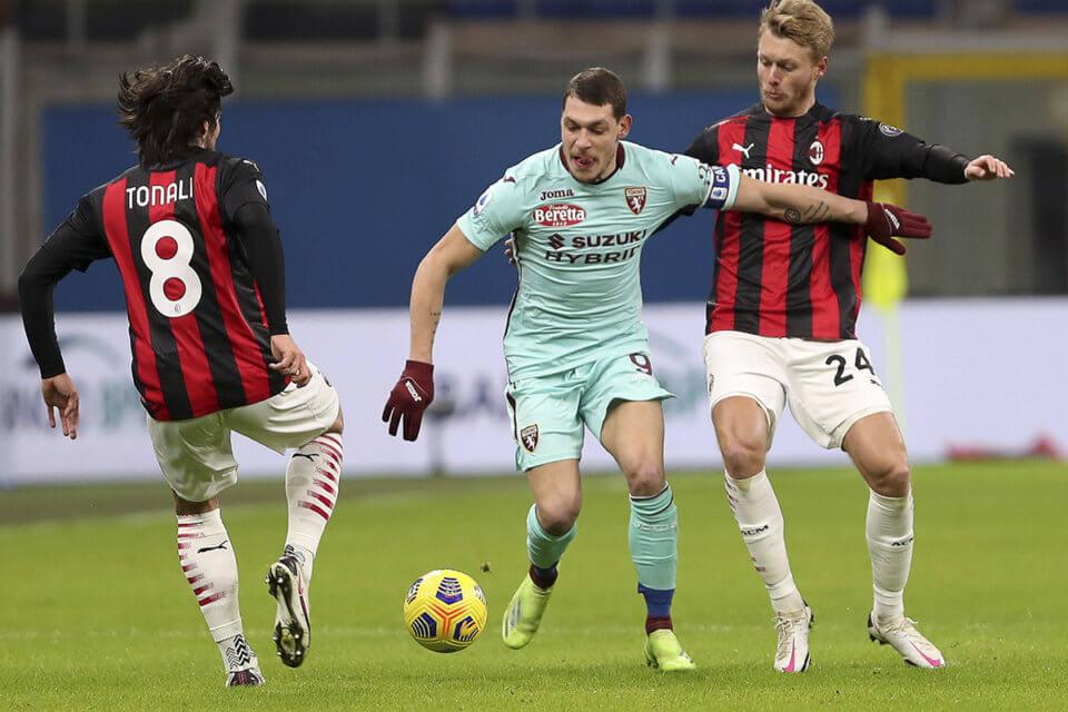 AC Milan - Torino FC