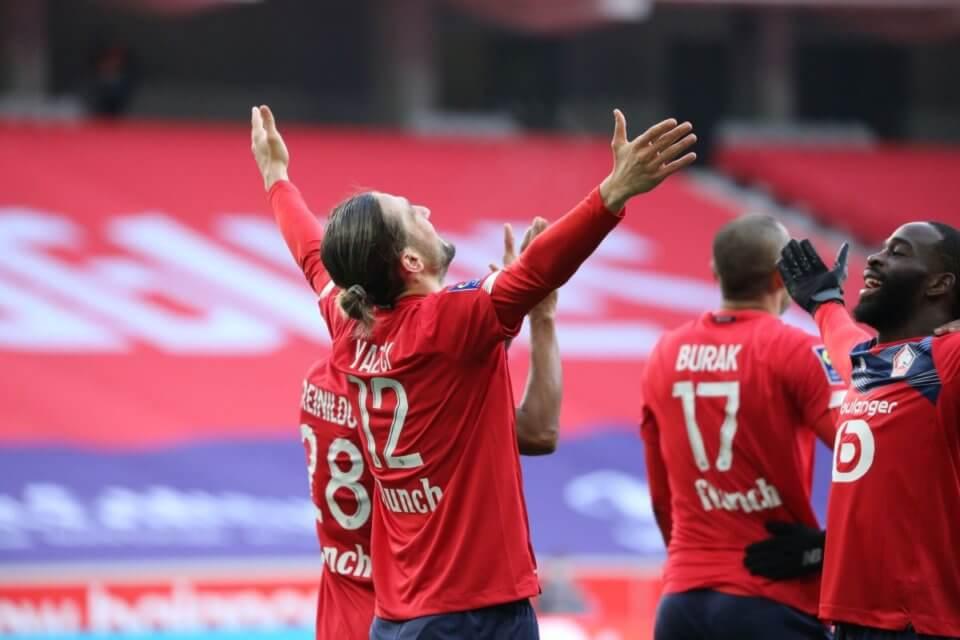 Piłkarze Lille