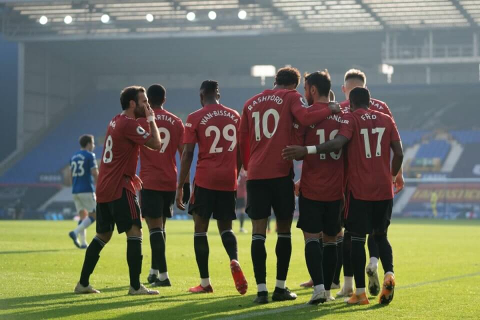 Piłkarze United