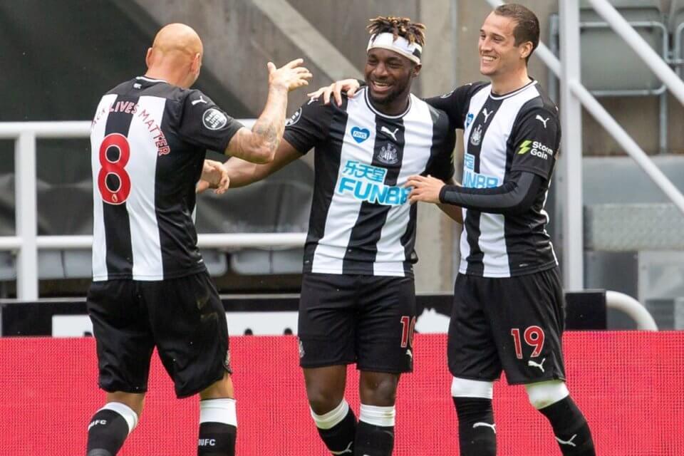Piłkarze Newcastle