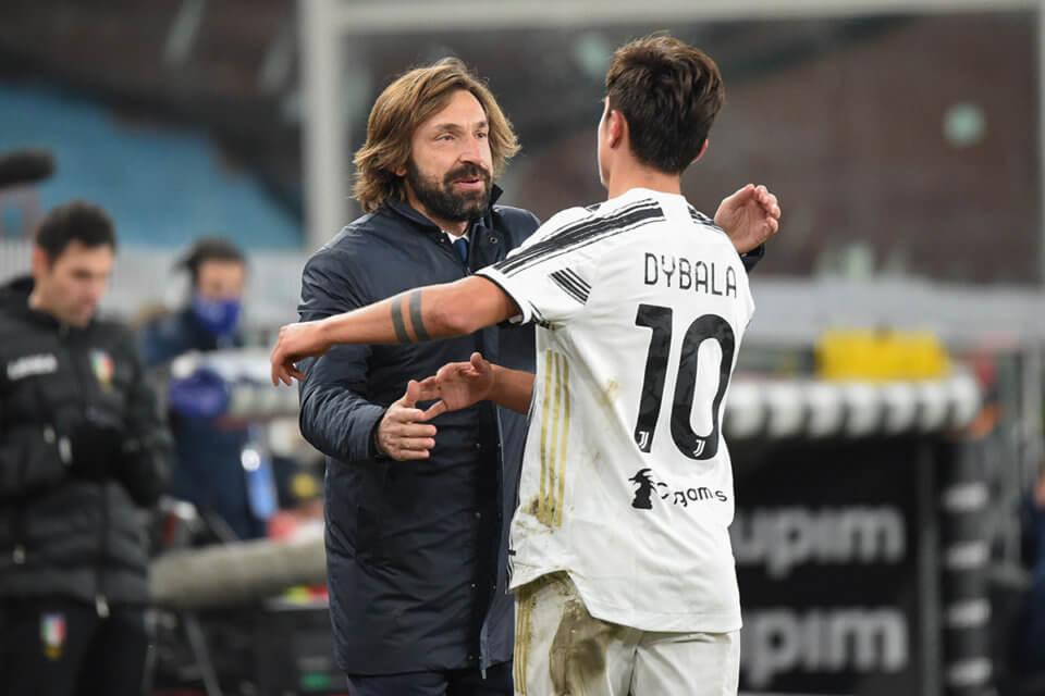 Andrea Pirlo i Paulo Dybala