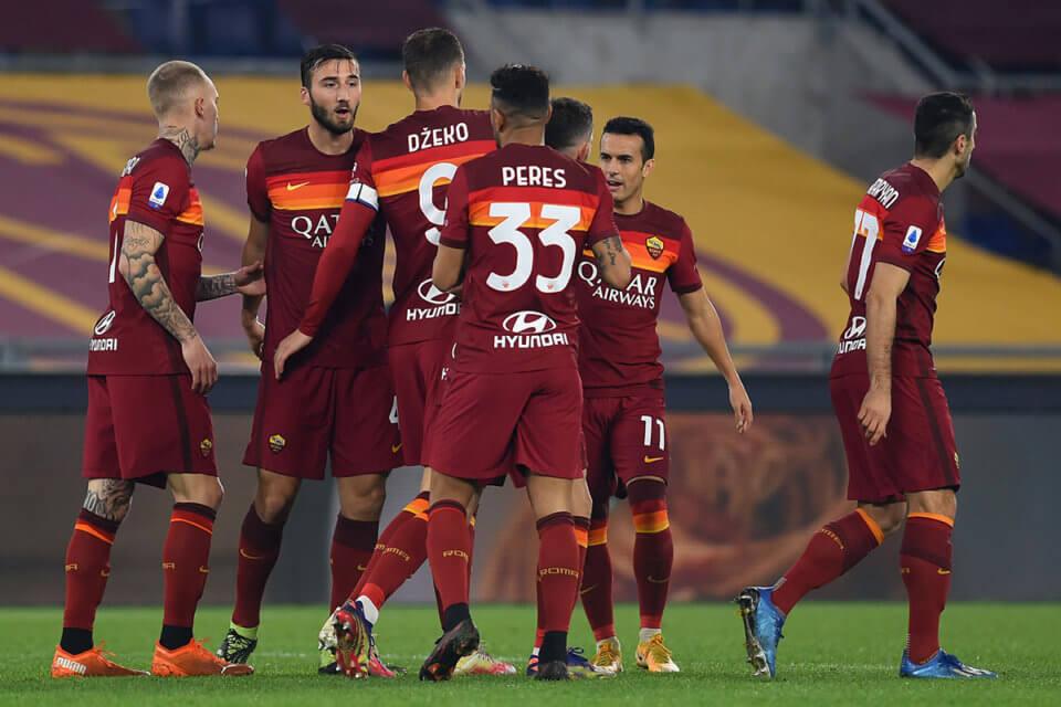 Piłkarze Romy