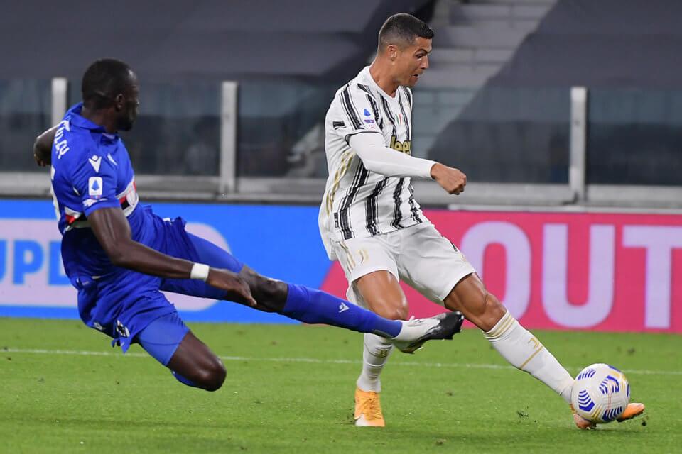 Sampdoria Genua - Juventus